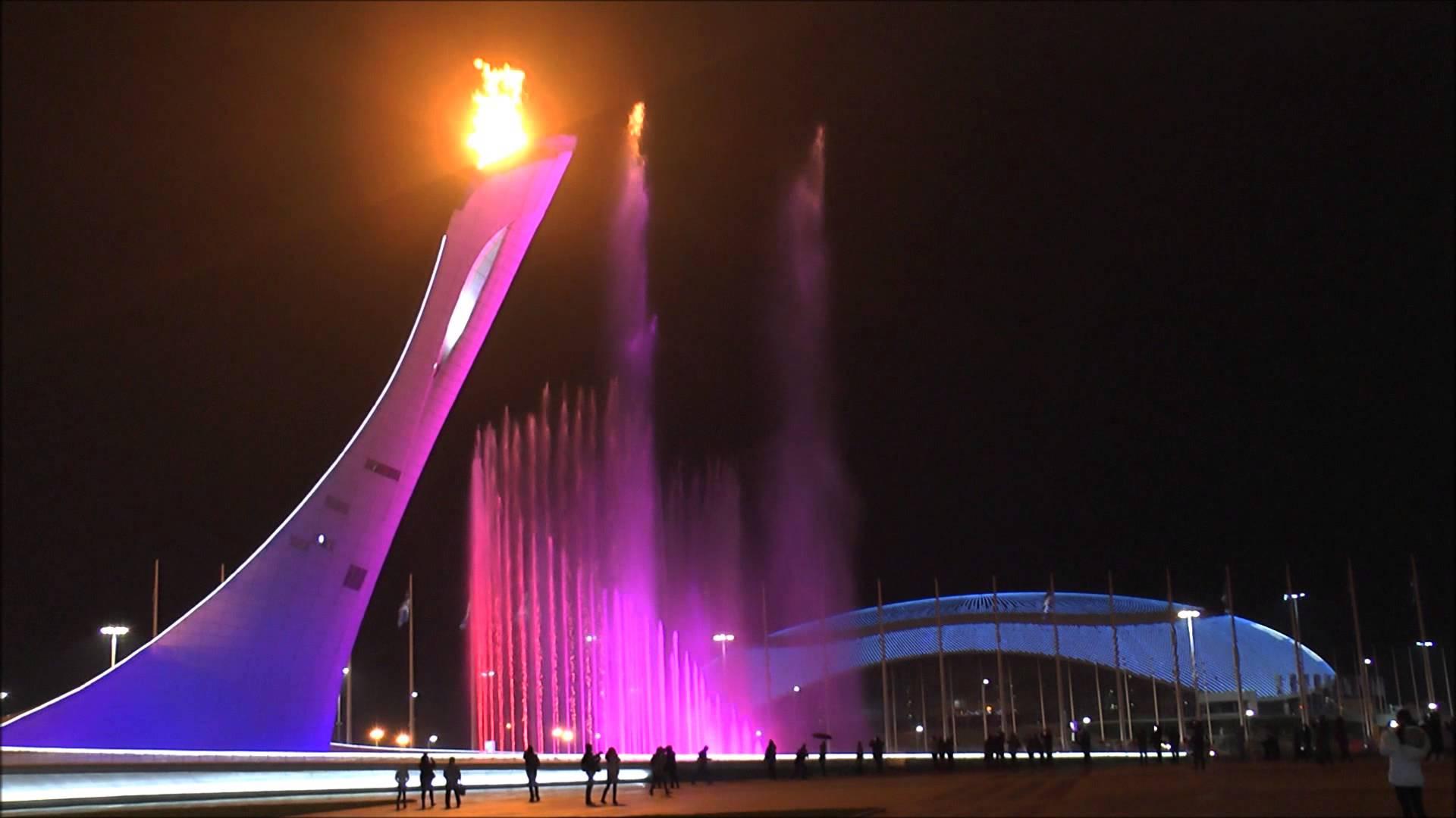 Электрокар в олимпийском парке фото #6