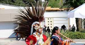 Индейцы в Сочи