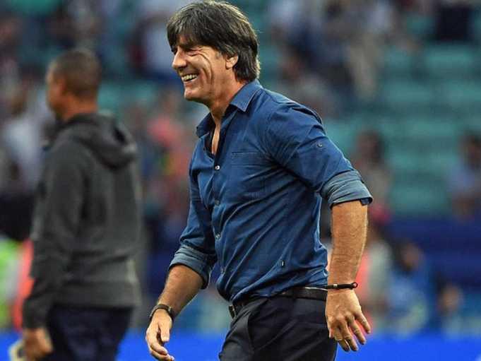 тренер сборной Германии