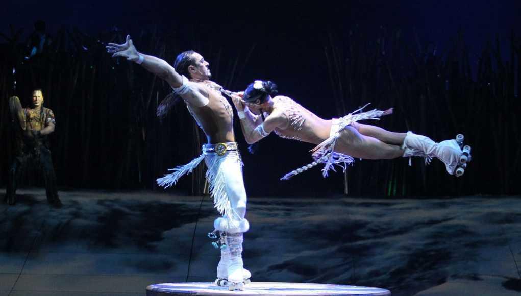 Цирк Cirque du Soleil приедет в Сочи