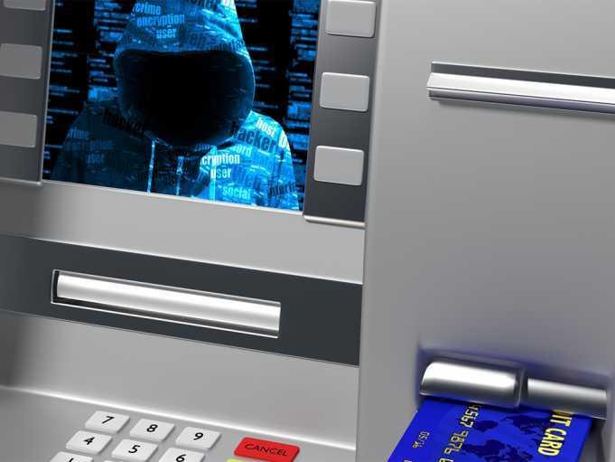 банкомата