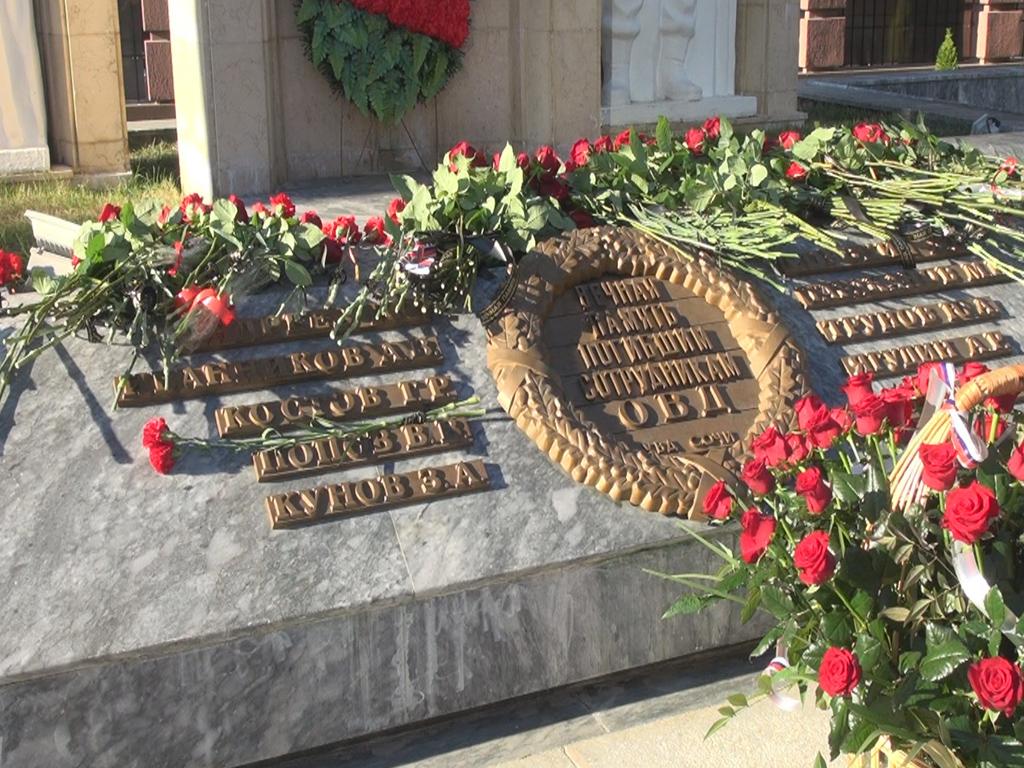 Волна памяти прошла по Белгородской области 8 ноября